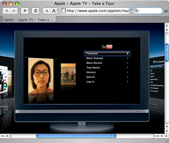 YouTube Coming to Apple TV